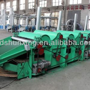 GM-400-6/4/3/2Old Cloth/Clothes/ Cloth Rag Recycling Machine