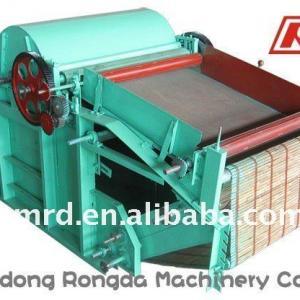 GM-600 fabric tearing machine (garnett, opener)
