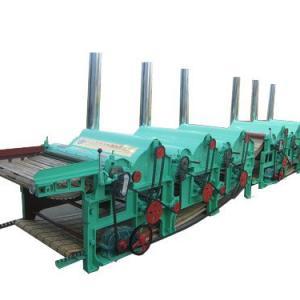 GM-610/410/310/210 textilen waste recycling machine