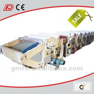 GM-610 six Roller cotton waste/textile waste Recycling machine