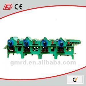 GM1040 Rags Tearing Machine,Textile recycling machine