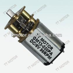GM13-050SK 5v dc gear motor for door lock