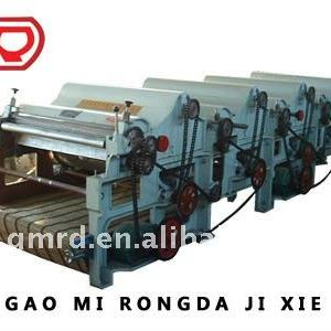 GM250-4 high efficiency cotton waste cleaning machine