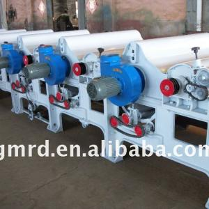 GM250-6 high efficiency wool waste processing machine/cleaning machine