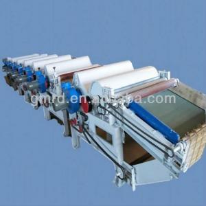 GM250-6 six Cylinder Waste Cotton Recycling Machine