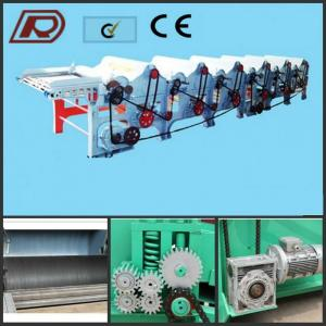 GM250 Six Roller Yarn Waste Recycling Machine