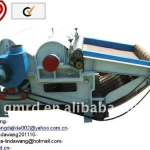 GM400 gold suppliers new design cotton/textile waste tearing machine