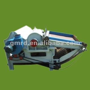 GM400 new design fabric/cotton/textile waste tearing machine