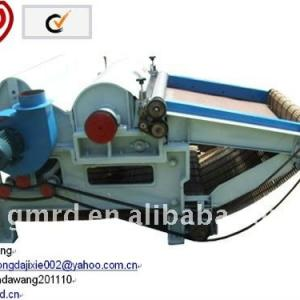 GM400 new design fabric/cotton/textile waste tearing machine