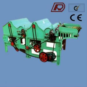 GM400 Two Cylinder Cotton Waste Recycling Machine