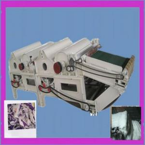 GM400 Two Cylinder Fabric Waste Recycling Machine