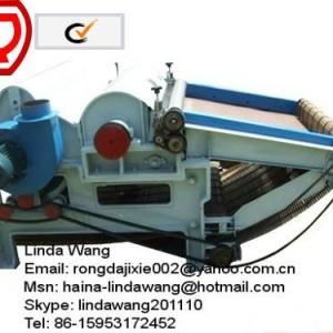 GM500 new design cotton/textile waste tearing machine