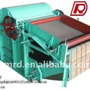 GM500 new design cotton/textile waste tearing machine