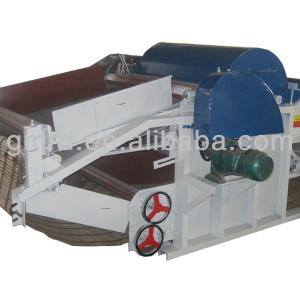 GM500 textile waste opening machine