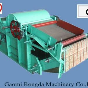 GM550 Cotton Opening Machine for fiber opening