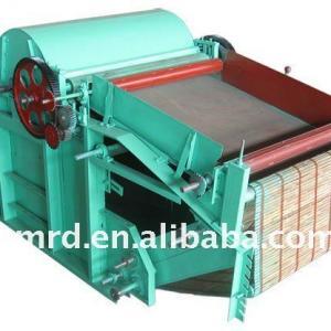 GM550 new design cotton/textile waste opening machine