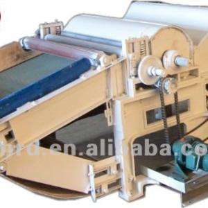 GM550 single roller fiber opening machine