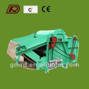 GM550 textile waste opening machine for recycling