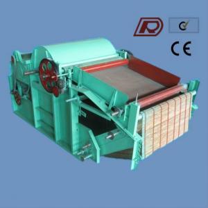 GM600 Iron Fiber Opening Machine