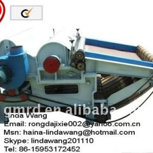 GM600 new design cotton/textile waste recycling machine