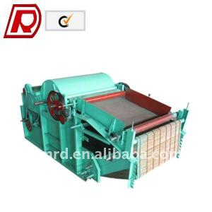 GM600 new design textile waste opening machine