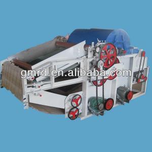 GM600 pinboard cotton/textile waste tearing machine