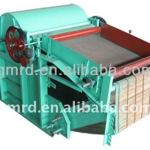 GM600 textile waste recycling opening machine