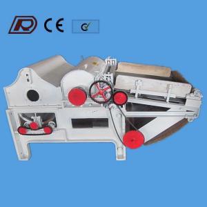 GM600 wood roller yarn waste opening machine