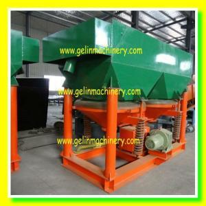 Gold mining equipment alluvial gold jig machine
