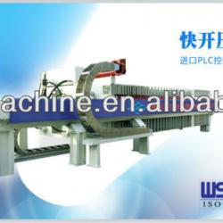 good price automatic filter press machine filter press