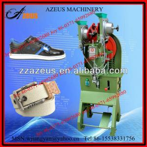 Good-quality and highly efficient eyelet machine for plastic eyelet