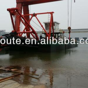 good quality cutter suction dredger sale