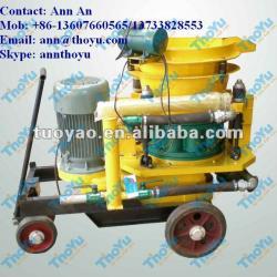 good quality shotcrete machine with good quality +86-13733828553