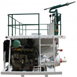 grass seeds planting machine for highway green