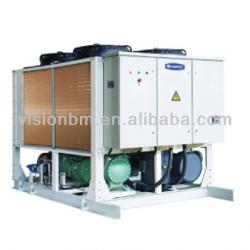Gree chiller-modular air cooled screw type