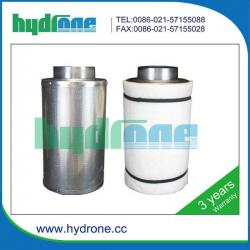 greenhouse air activated carbon filter