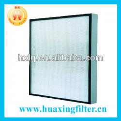 heat-resistance box hepa air filter