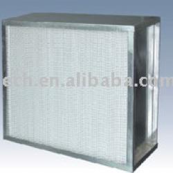 HEPA filter (High Efficiency Particulate Air filter)