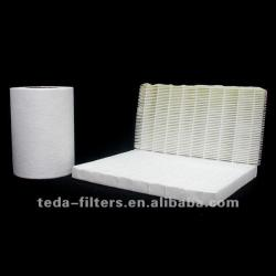 HEPA Material for Air Filter and Purifier