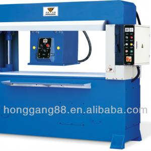 HG-C40T hydraulic moving head die cutting machine for SHOES