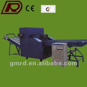 high efficiency cutting machine in waste garment