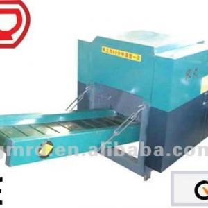 high efficiency fabric waste cutting machine