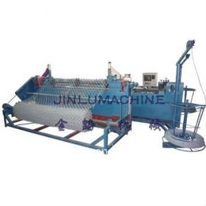 High Efficiency full-automatic chain link machine