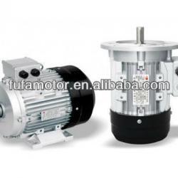 high efficiency IE2 standard aluminum housing electric motor,ac motor,industrial motor