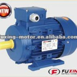 High efficiency IE2 three phase asynchronous electric motor