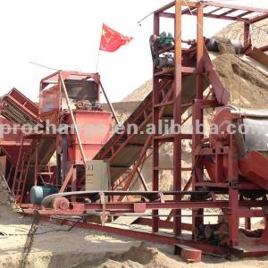 High Efficiency Manganese Beneficiation Plant