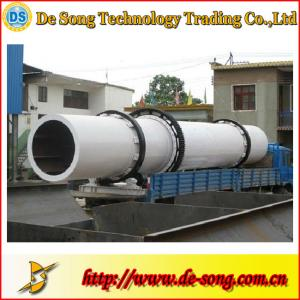 High Efficiency Reliable Quality Rotary Sawdust Dryer