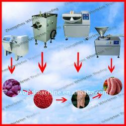 high efficiency sausage production line