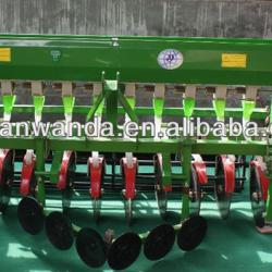 high efficient corn and soy bean seeder/planter