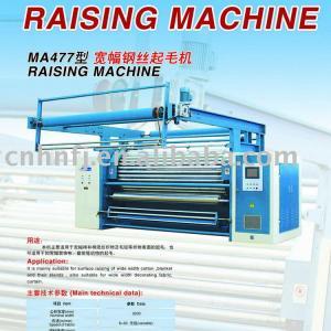 high efficient raising machine